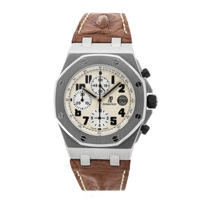 "Audermars Piguet Royal Oak Offshore Chronograph ""Safari"" 26020ST.OO.D091CR.01.A"